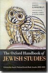 The oxford handbook of jewish studies. 9780199280322
