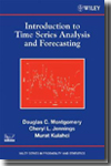 Introduction to time series analysis and forecasting. 9780471653974