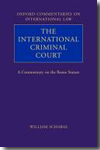 The International Criminal Court. 9780199560738