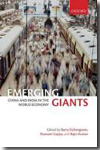 Emerging giants. 9780199575077