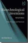 Biotechnological inventions. 9780754677741