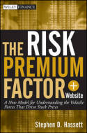 The risk premium factor. 9781118099056