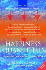 Happiness quantified. 9780199226146