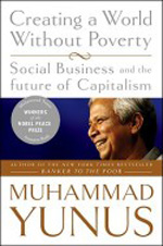 Creating a world without poverty. 9781586486679