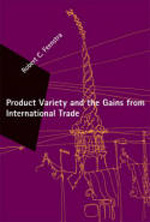 Product variety and the gains from international trade. 9780262062800