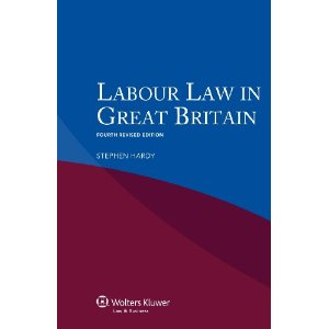 Labour Law in Great Britain. 9789041134554