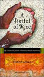 A fistful of rice. 9781422131176