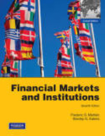 Financial markets and Institutions. 978027375442