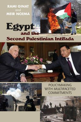 Egypt and the Second Palestinian Intifada. 9781845193898