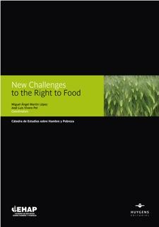 New challenges to the right to food. 9788493760663