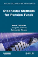 Stochastic methods for pension funds. 9781848212046