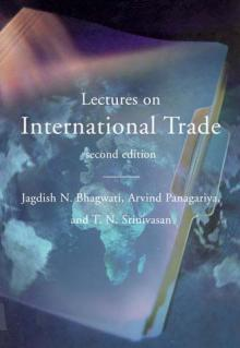 Lectures on international trade. 9780262522472