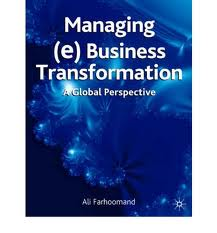 Managing (e)business transformation. 9781403936042