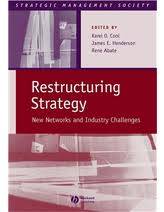 Restructuring strategy. 9781405126014
