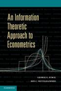 An information theoretic approach to econometrics. 9780521689731