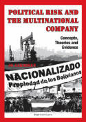 Political risk and the multinational company. 9788251928571