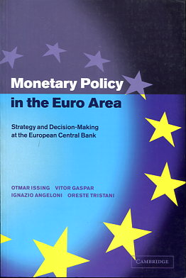 Monetary policy in the euro area. 9780521788885