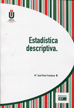 Estadística descriptiva. 9788445425138