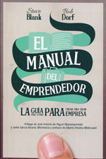 El manual del emprendedor. 9788498752830