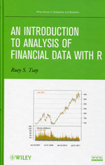 An introduction to analysis of financial data with R. 9780470890813