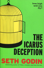 The Icarus deception. 9781591846079