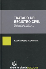 Tratado del Registro Civil