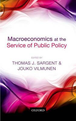 Macroeconomics at the service of public policy. 9780199666126