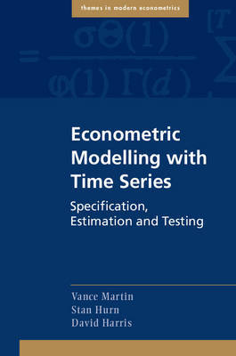 Econometric modelling with time series. 9780521139816