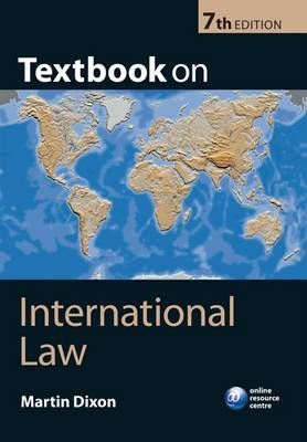 Textbook on International Law. 9780199574452