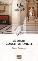 Le Droit constitutionnel. 9782130619765
