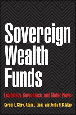 Sovereign wealth funds. 9780691142296