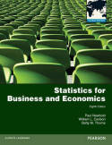 Statistics for business and economics. 9780273767060