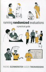 Running randomized evaluations. 9780691159270