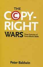 The copyright wars. 9780691161822