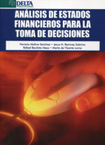Análisis de estados financieros para la toma de decisiones. 9788415581673