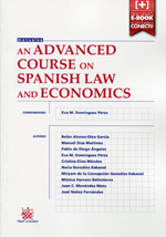An Advanced course on spanish Law and economics