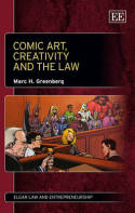 Comic, art, creativity and the Law. 9781781954928