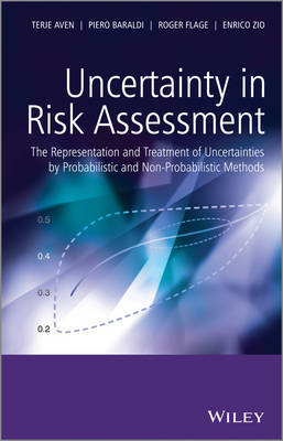 Uncertainty in risk assessment. 9781118489581