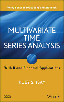 Multivariate time series analysis. 9781118617908