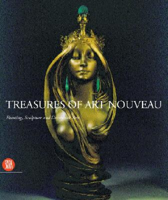Treasures of Art Nouveau . 9788881183241