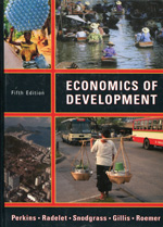 Economics of development. 9780393975178