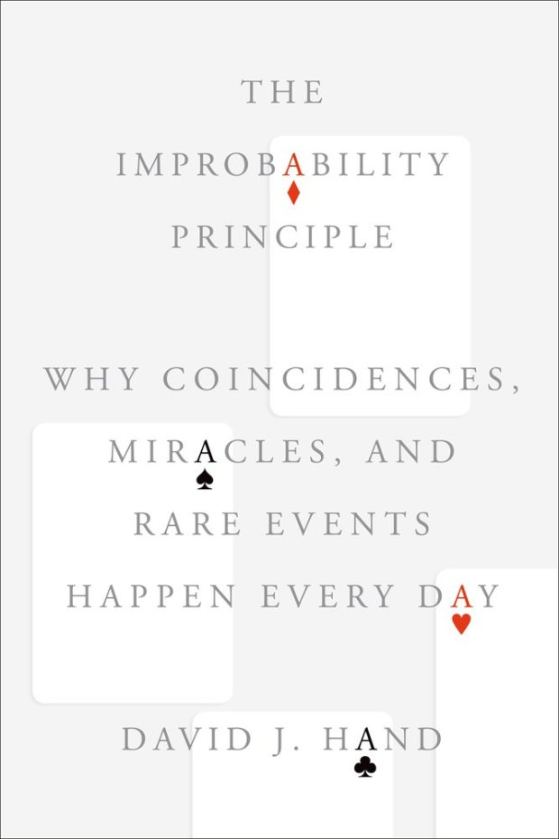 The improbability principle. 9780374175344