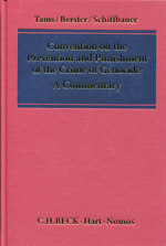 Convention on the prevention and punishment of the crime of genocide. 9781849461986