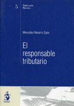 El responsable tributario. 9788496440517