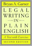 Legal writing in plain english. 9780226283937