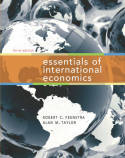 Essentials of international economics. 9781429278515
