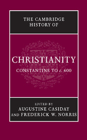The Cambridge History of Christianity. 9781107423633