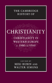 The Cambridge History of Christianity. 9781107423664