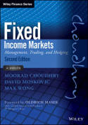 Fixed income markets. 9781118171721