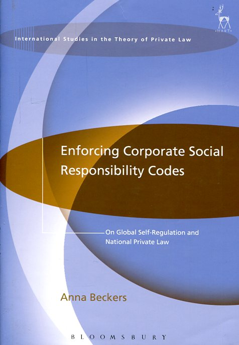 Enforcing corporate social responsibility codes. 9781849468992